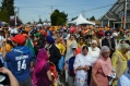 South Asian heritage Canadians during Vaisakhi Nagar Kirtan (parade) in Surrey, 2012
